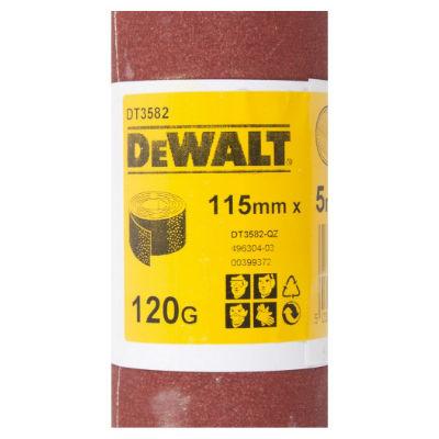 Лист шлифовальный DEWALT DT3582-QZ