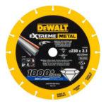 Диск алмазный отрезной по металлу DeWalt DT40255-QZ 230 мм